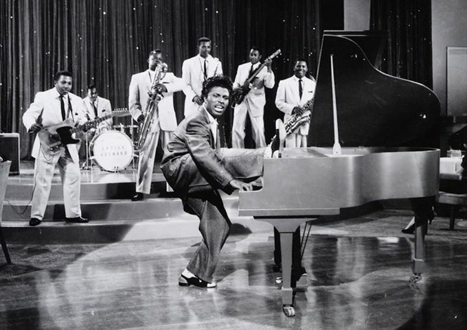 Happy 86th Birthday to Rock & Roll pioneer and legend Little Richard!