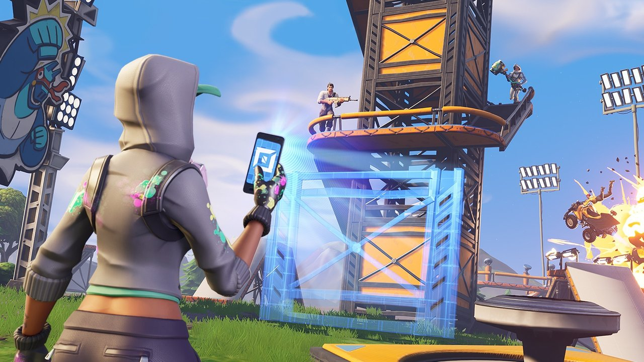 Fortnite will soon allow you to design and create your own private island.  https://t.co/tpObBr0rUR https://t.co/2RJZMp9z9o