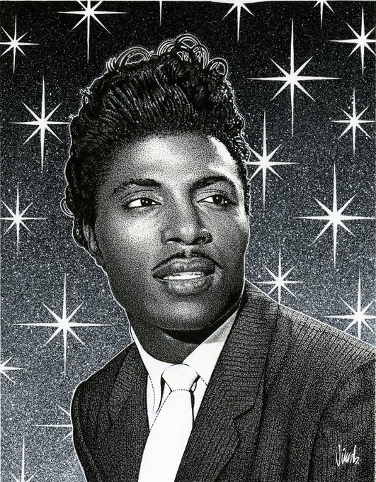 Happy birthday Little Richard  December 5th, 1932