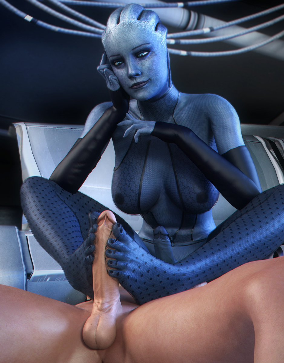 Mass Effect Hentia