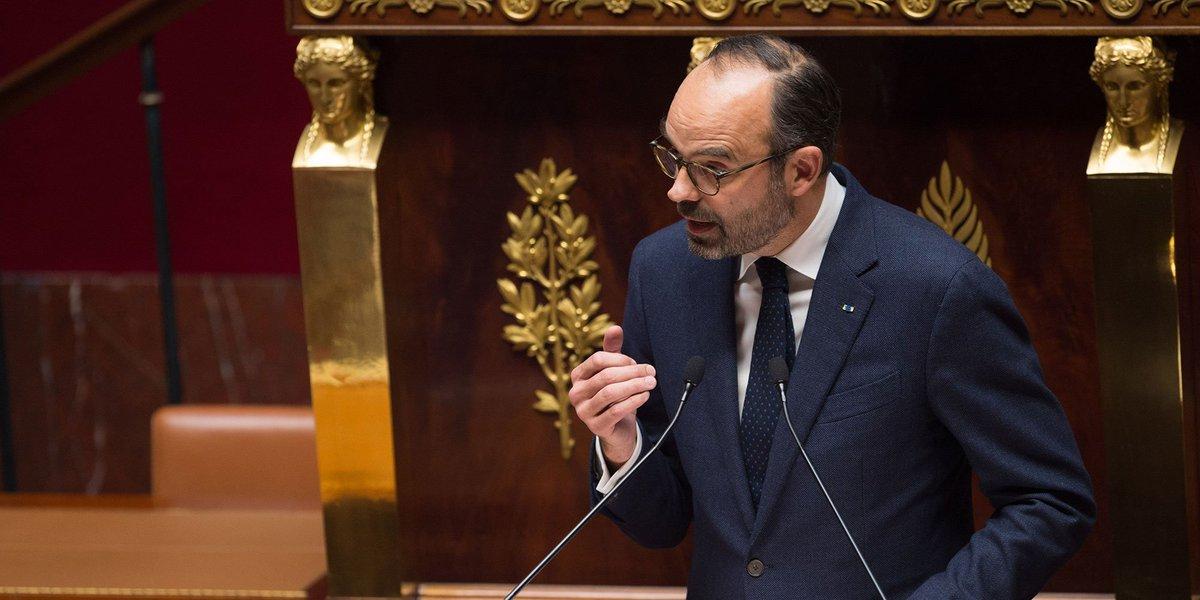 Gilets jaunes: devant les députés, Edouard Philippe lance un appel à la responsabilité lejdd.fr/Politique/gile…