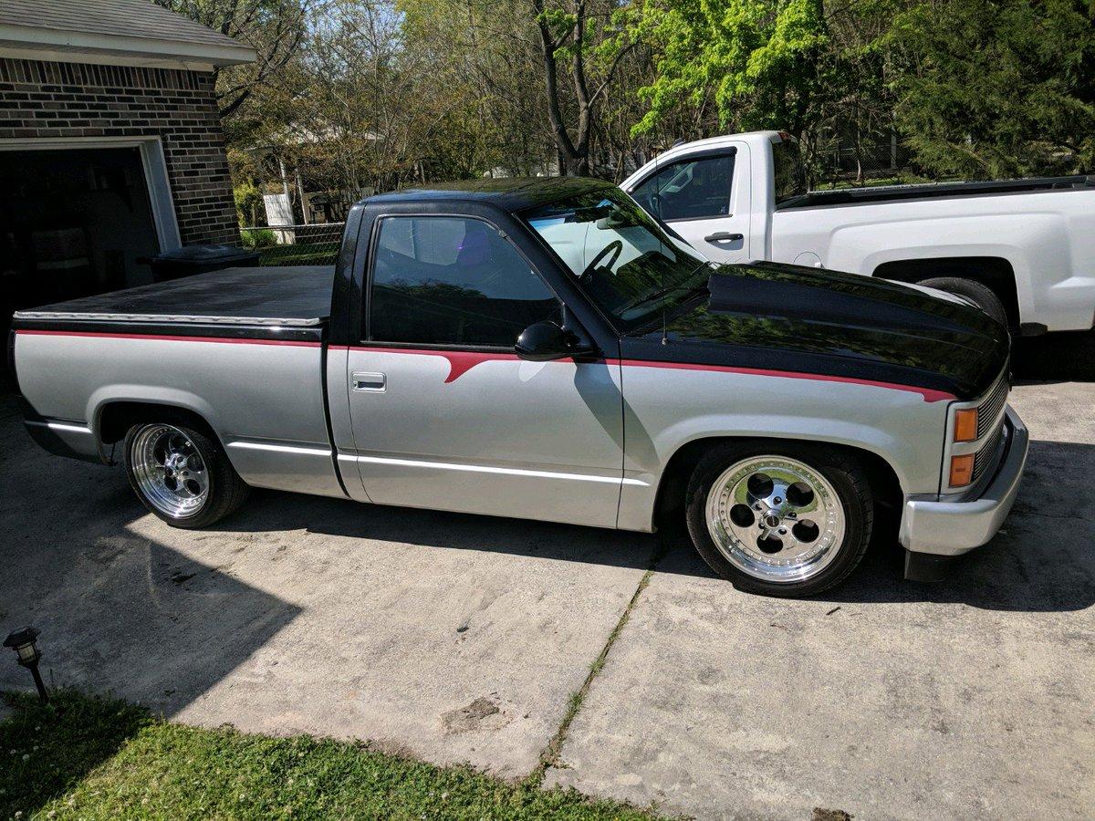 Parts Accessories For Chevrolet Trucks Suvs Lmc Truck >> Lmc Truck On Twitter Matthew W Bought His 1988 Chevy Silverado