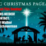 Image for the Tweet beginning: FLC CHRISTMAS PAGEANT! All CHILDREN