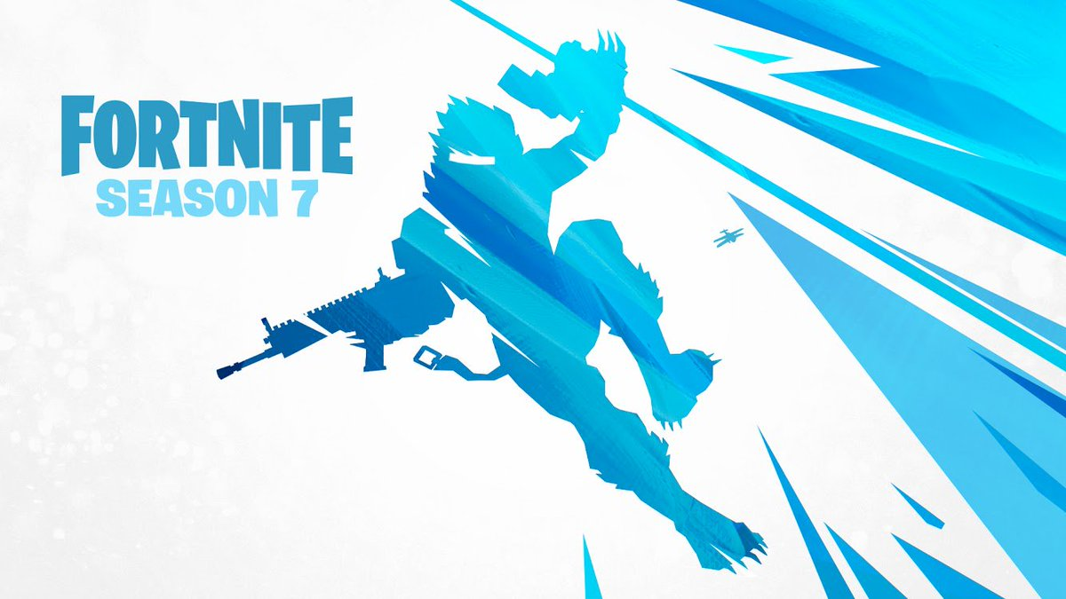 Fortnite On Twitter Ascend To New Heights Season 7 Starts