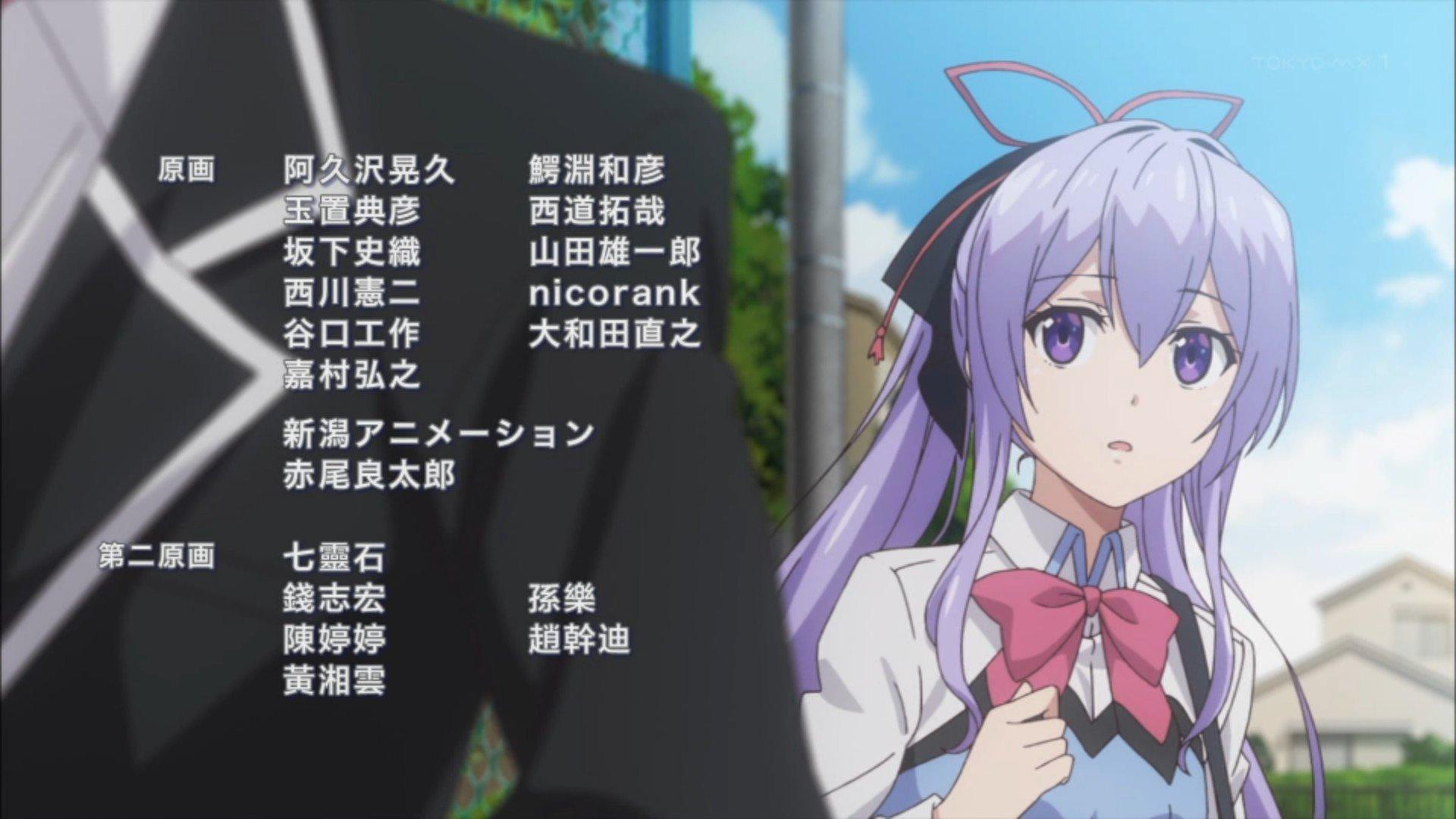 原画は日本、動画は中国? #いもいも #imoimo_anime https://t.co/F7vQR8upcg