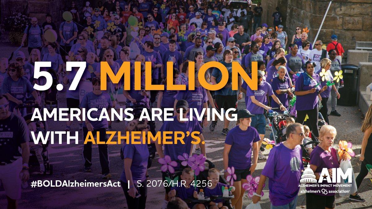 Alzheimer's Assoc.'s photo on The Senate