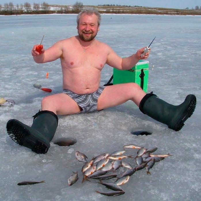 Смешные картинки мужчины на рыбалке, языка