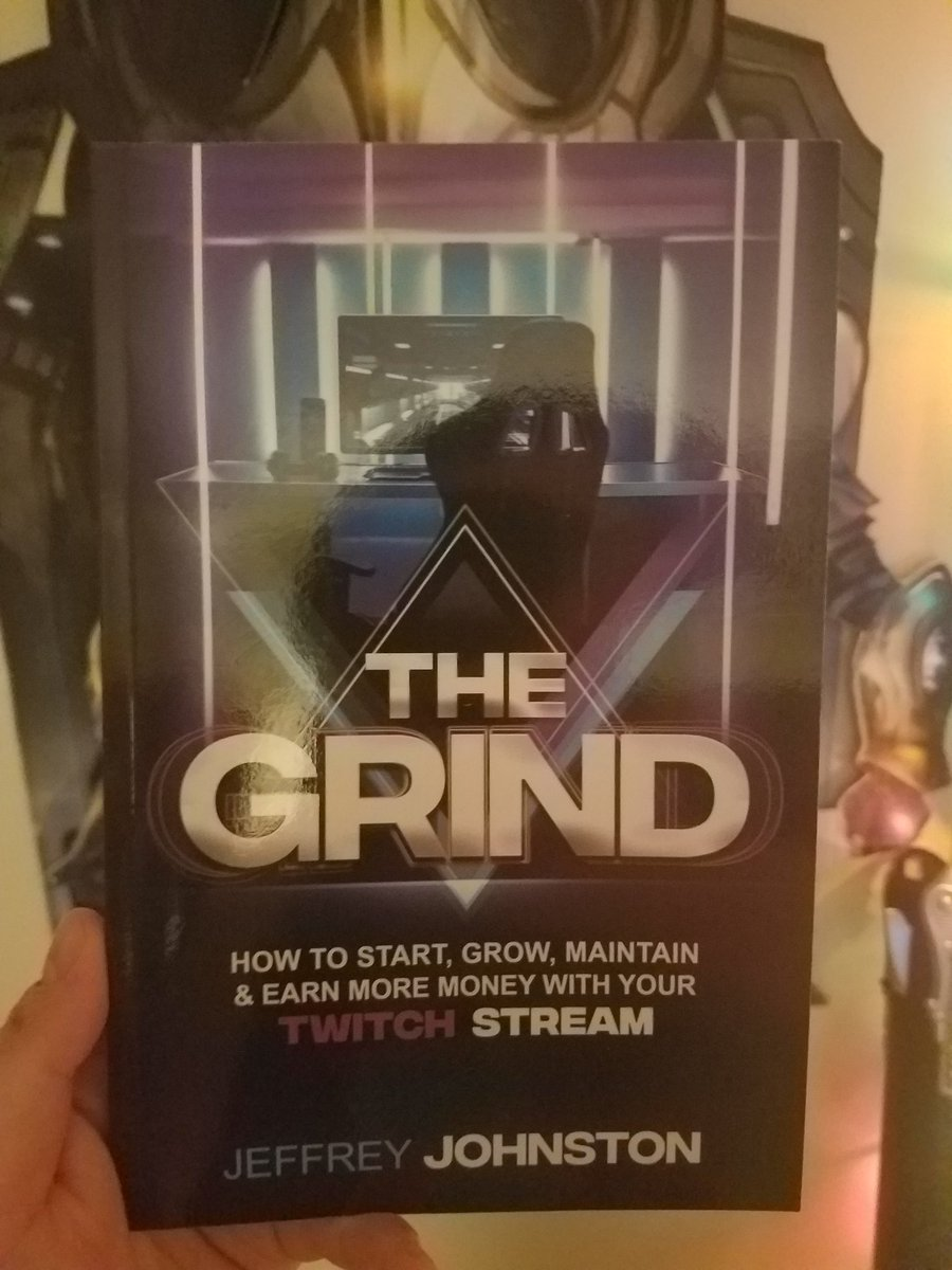 de097727f822 We will have a FULL review of The Grind by Jeffrey  LAGTVMB Johnston  uploaded on our YouTube page by weekend so stay tuned