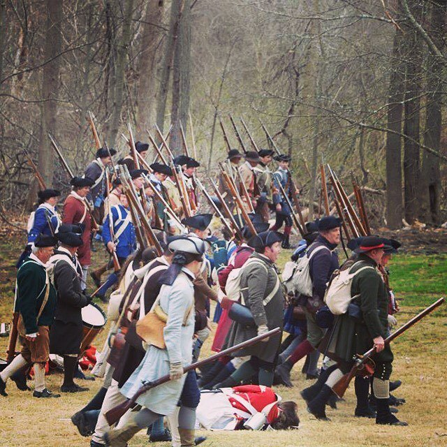 """""""You will never know how much it cost us to preserve your freedom. All I hope is that you put a good use to it, for if you do not I will repent in heaven for ever taking half the pains to preserve it."""" -John Adams. #reenactment #revolutionarywar #massach… https://t.co/eFpsZVSI89"""