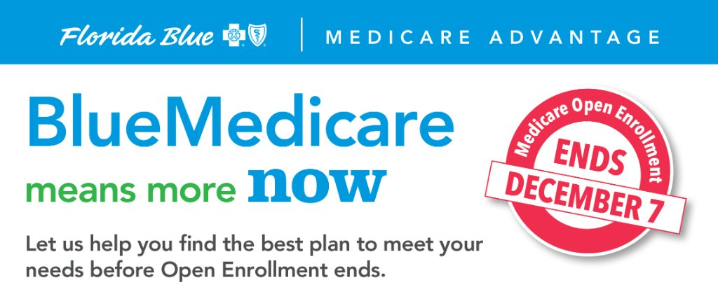 Florida Blue Medicare >> Florida Blue On Twitter The Annual Enrollment For