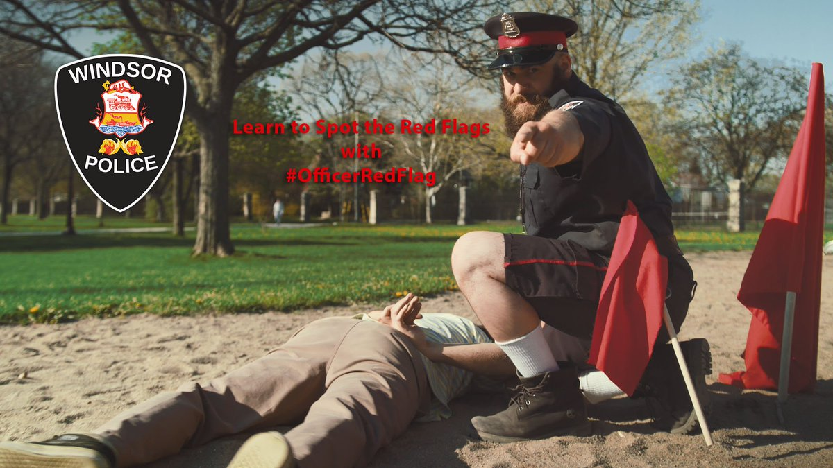 Windsor police video campaign brings humour to internet safety education