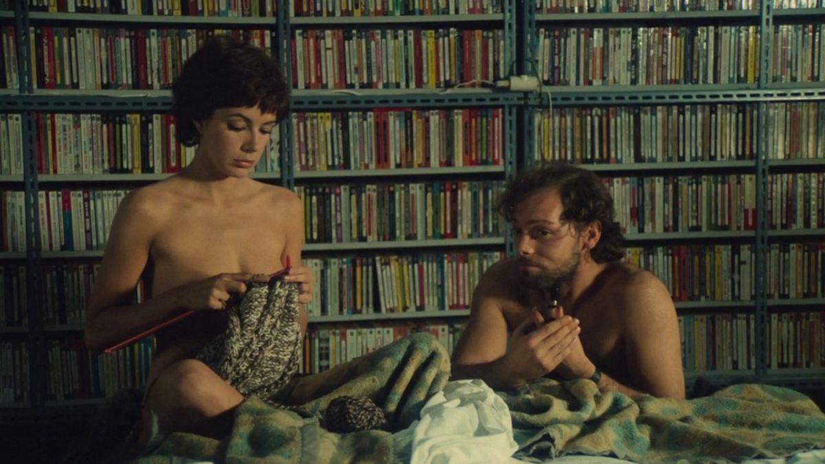 double coupon convient aux hommes/femmes éclatant Préparez Carole Laure Gérard Depardieu Patrick : soir ...