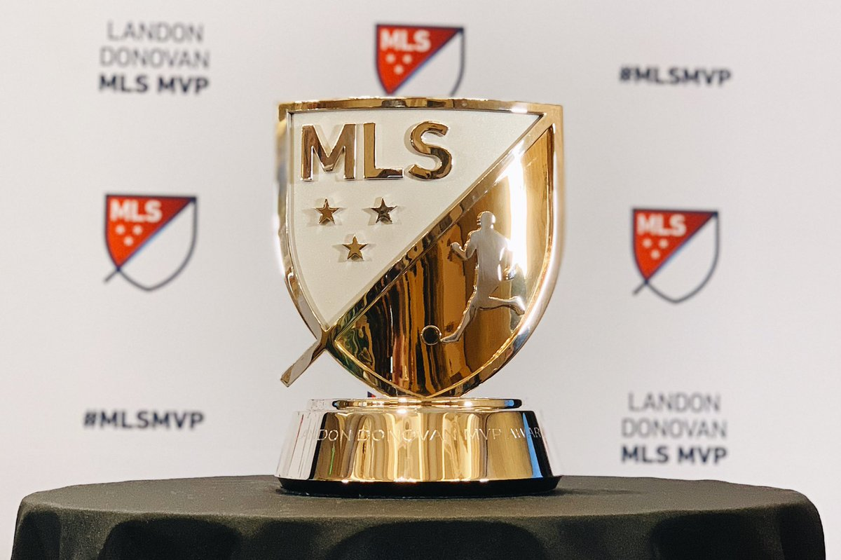 Special announcement coming shortly... #MLSMVP