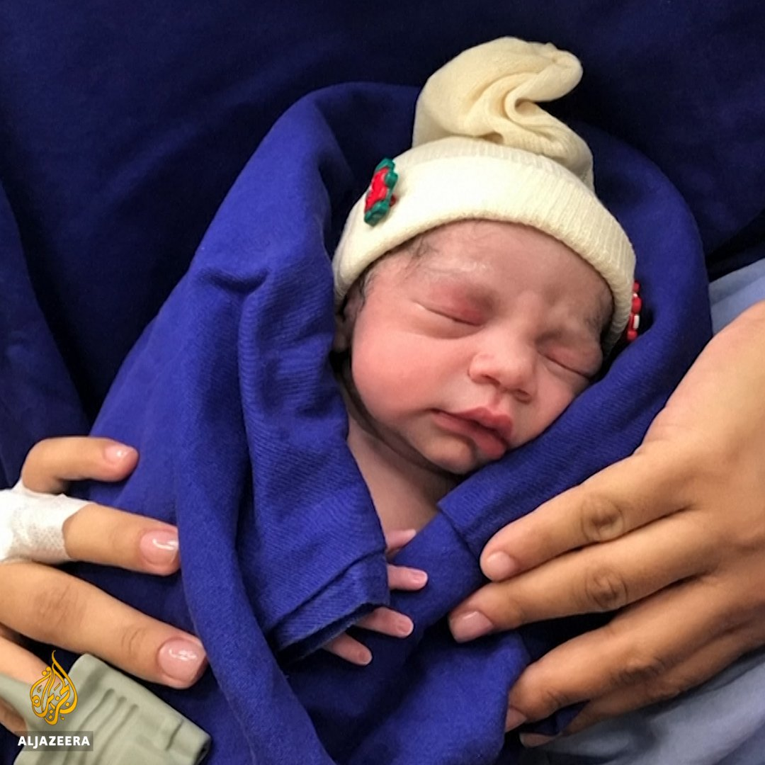 In a first, this baby was born from a womb transplanted from a dead donor https://t.co/Z5EIDQOpr6 https://t.co/kR7hTUDxKv
