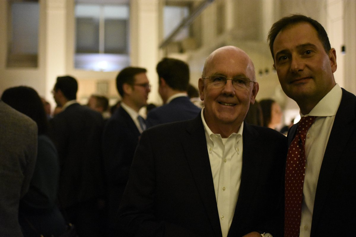 test Twitter Media - CWTA Board Chair Ric Herald of @nokia and @RobertGhiz at last night's CWTA Holiday Party, discussing what 2019 will bring for the Canadian wireless telecommunications industry. Thank you to all of our members and industry stakeholders who attended our annual event. #CdnWireless https://t.co/oihxtznzXa
