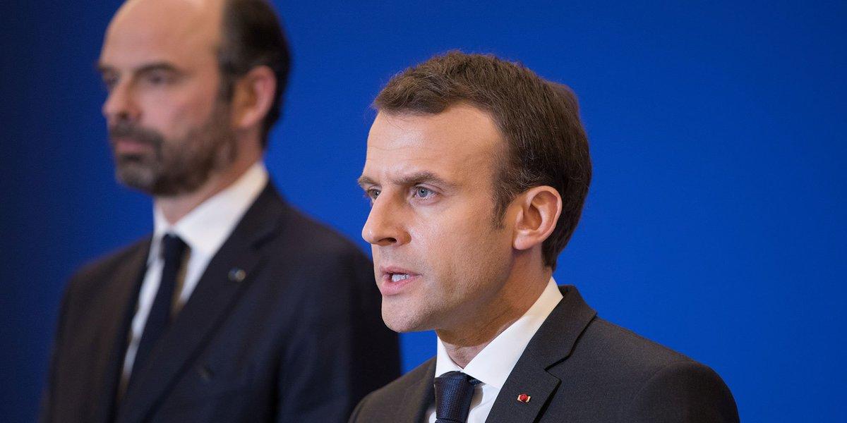 Gilets jaunes: Emmanuel Macron s'oppose à la suppression de lISF lejdd.fr/Politique/supp…