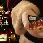 Image for the Tweet beginning: Rodizio Grill gift cards are