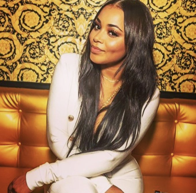 Happy 34th Birthday to Lauren London