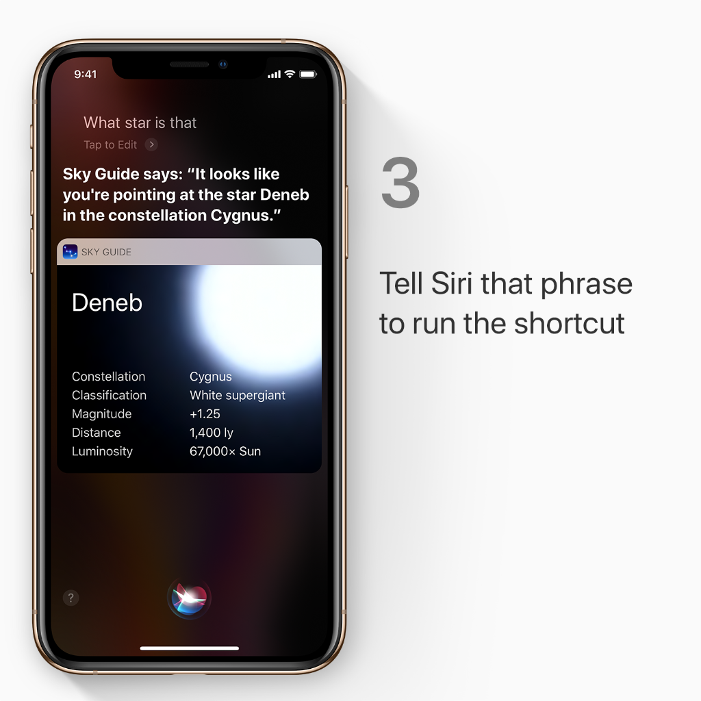 Apple Support On Twitter Siri Now Works With Even More Of Your Favorite Apps Just Look For The Add To Siri Button Which Lets You Set Up Your Own Shortcut Like This