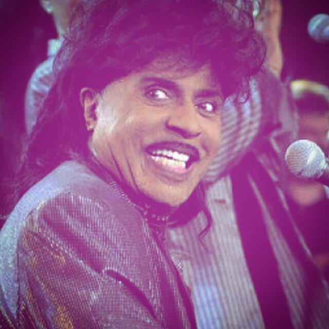 George Bush is dead  and Little Richard lives! Happy Birthday Richard Penniman