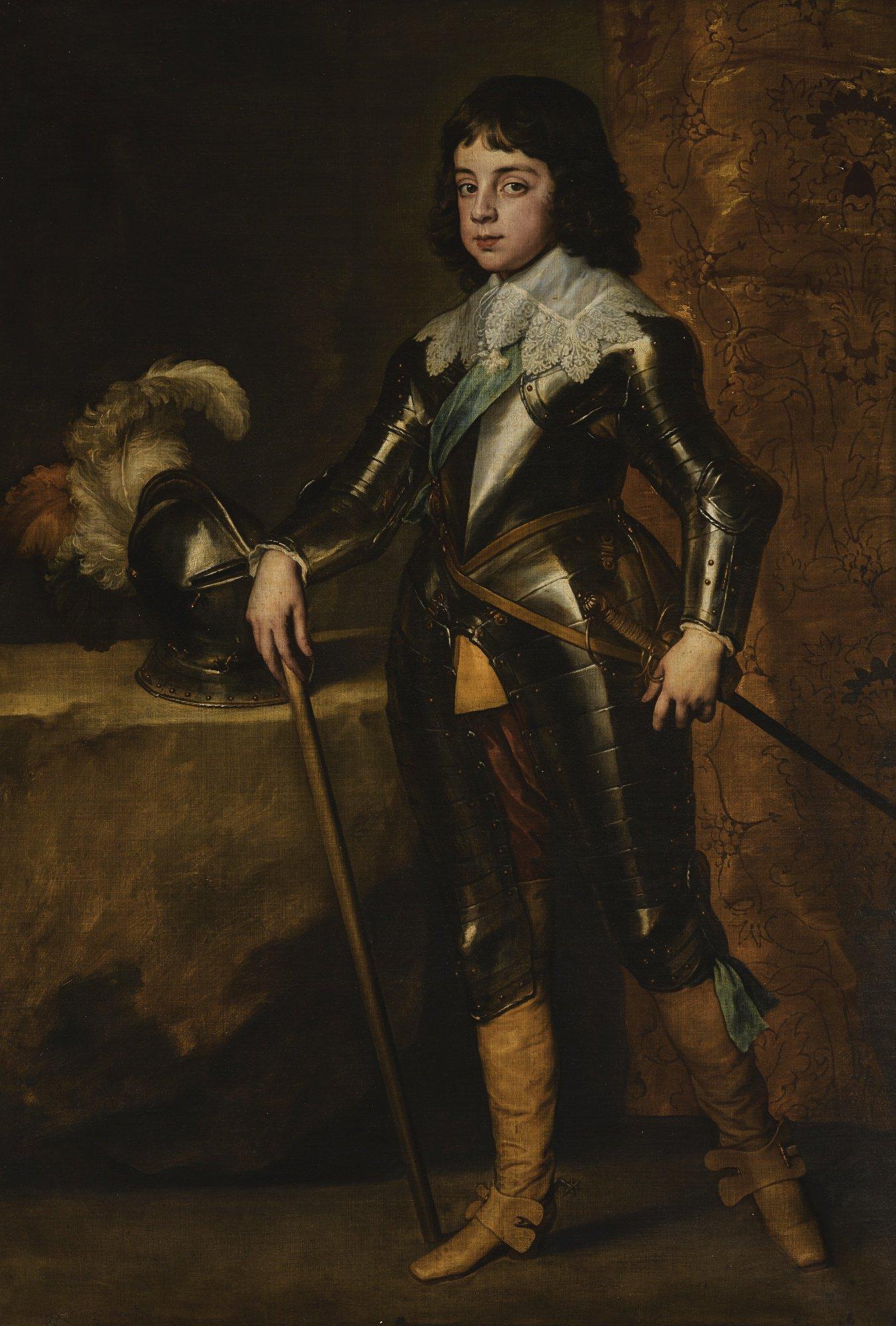 Картинки по запросу anthony van dyck charles ii prince of wales