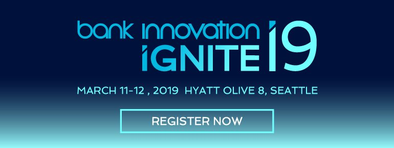 #WednesdayWisdom from Bank Innovation Ignite 2019💡 - https://t.co/Zl48XsfYmK