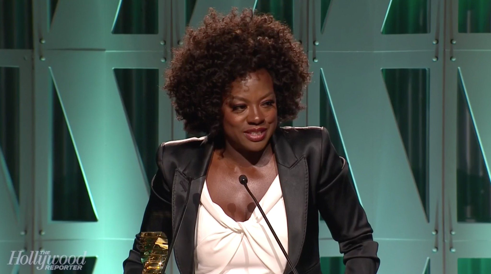 Watch @ViolaDavis' powerful #WomenInEntertainment speech: https://t.co/nJm3ds7cCk https://t.co/JQ6gMItrVa