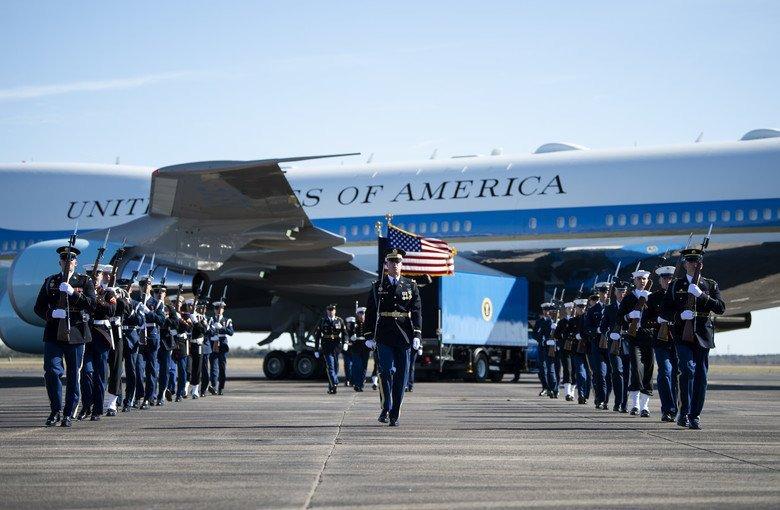 U.S. Air Force's photo on George P. Bush