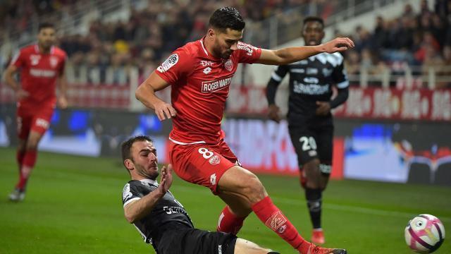 Dijon Guingamp, résumé Dijon Guingamp, buts Dijon Guingamp, buts DFO EAG,