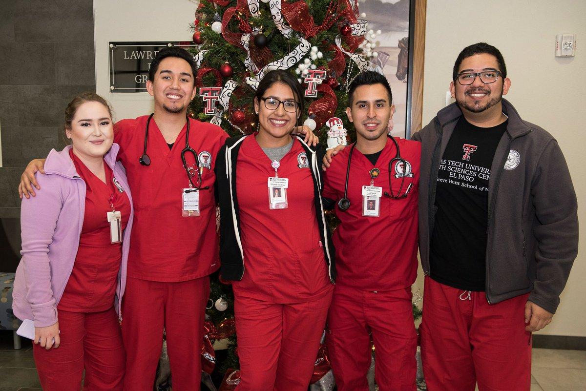 Texas Tech School Of Nursing >> Ttuhsc El Paso On Twitter Students From The Paul L Foster School