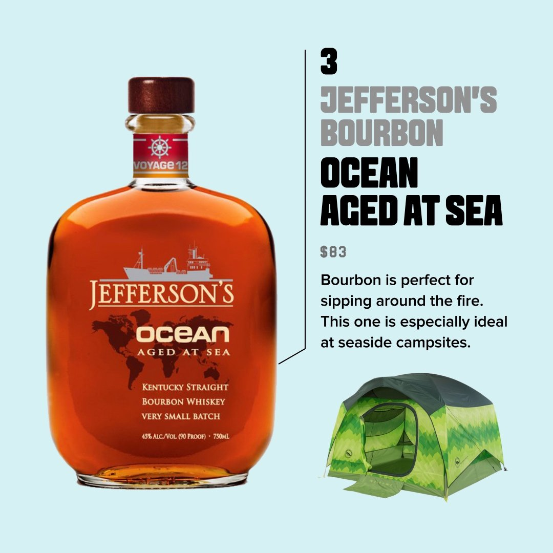8c682c150a6 Each barrel of Jefferson s Ocean Aged at Sea has crossed the equator four  times and visited thirty ports. Price   83 4  https   wired.trib.al WdCWJ6y  ...