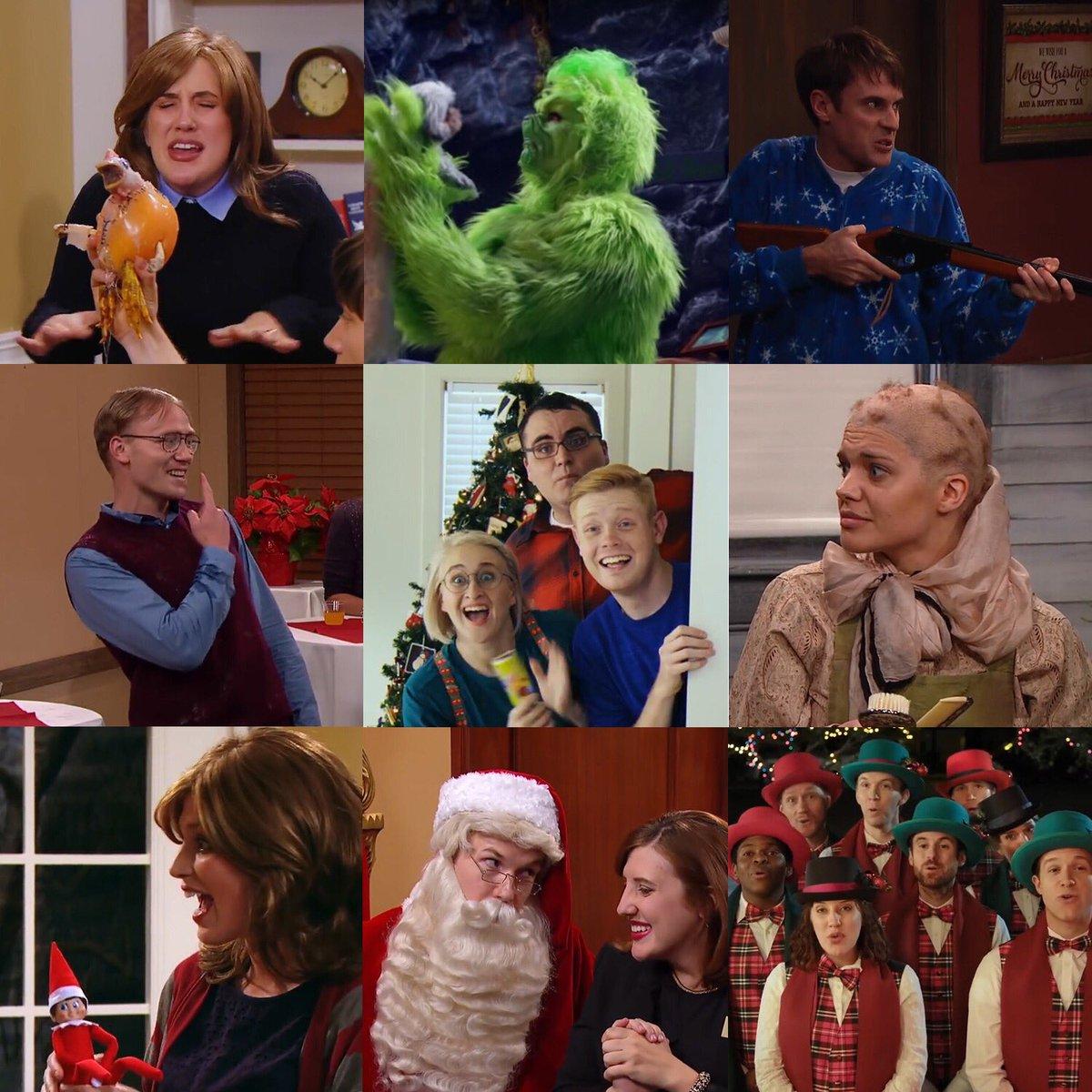Studio C Christmas.Studio C On Twitter Choose Your Christmas Mood