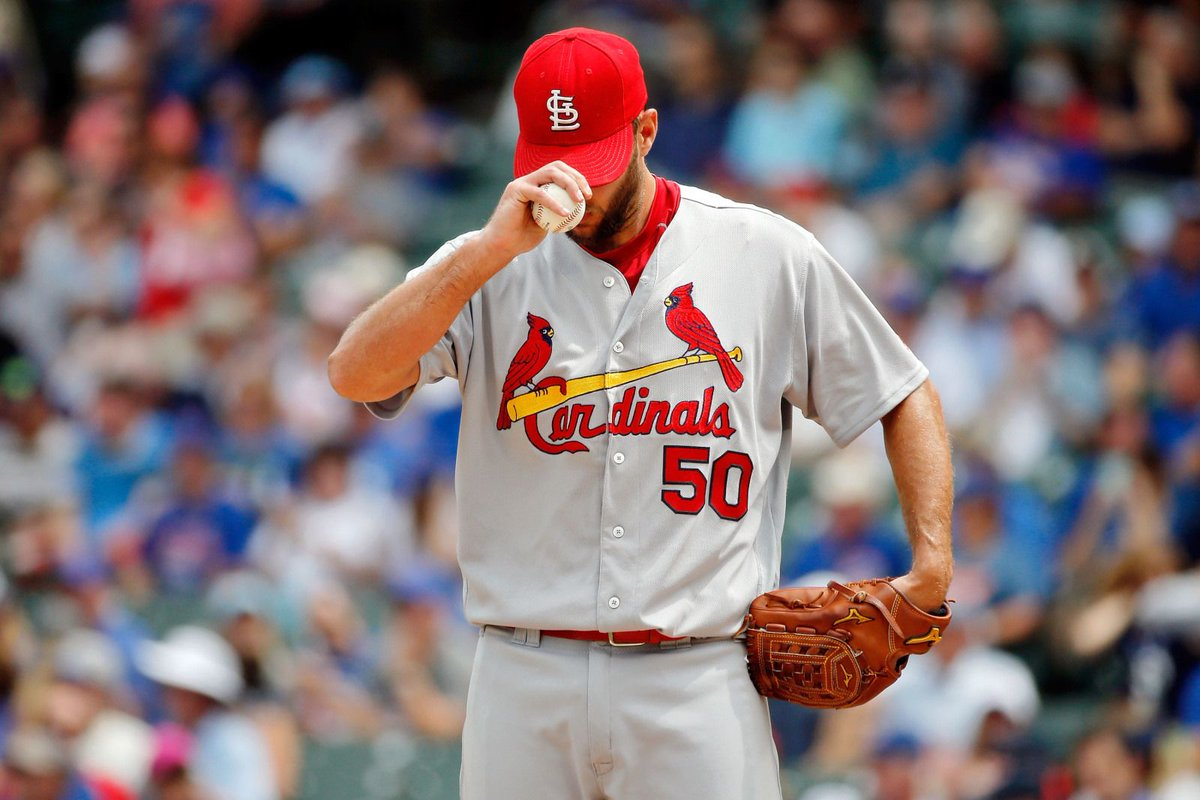 The near loss of Adam Wainwright  http:// dlvr.it/QsxMFV  &nbsp;  <br>http://pic.twitter.com/uJE7TSNsWa
