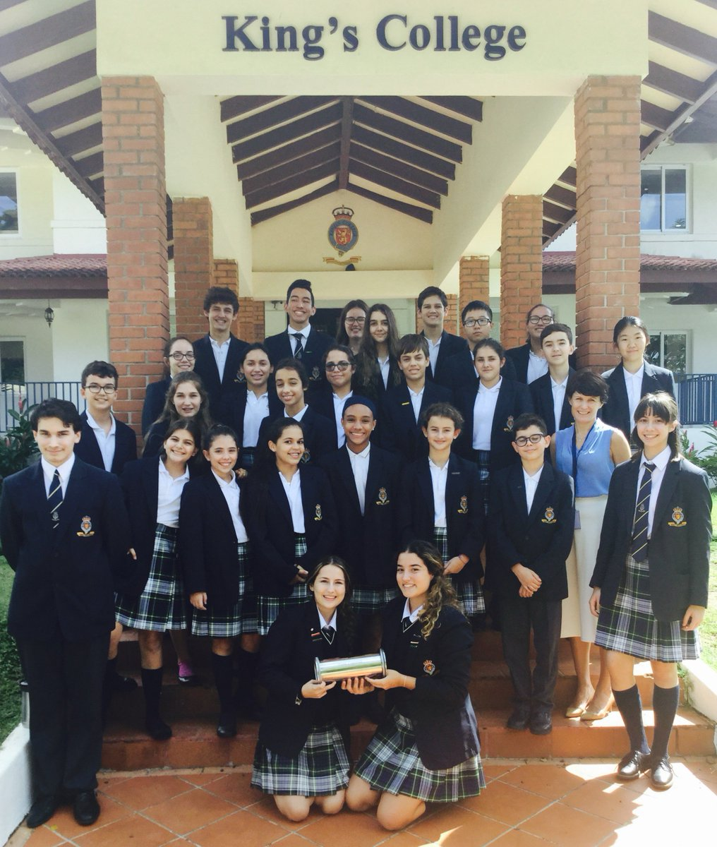 King's College Panama on Twitter: