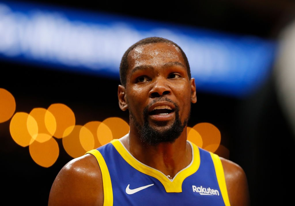 Stephen A. Smith After Dark podcast🔊: The @Lakers should be concerned about KD's comments. es.pn/2EgaxUe