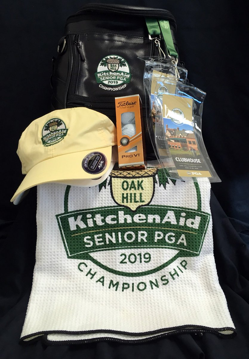 Looking to get something special for the #golfer in your life? We have a pair of #SrPGA 2019 Clubhouse Tickets in our online auction! Don&#39;t miss the opportunity to attend all week (Tues-Sat) at #OakHill in May. #Christmas #SeniorPGA #PGAChamp  https://www. biddingowl.com/Auction/index. cfm?auctionID=341 &nbsp; … <br>http://pic.twitter.com/Th8EiPHRzr
