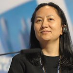 Meng Wanzhou Twitter Photo
