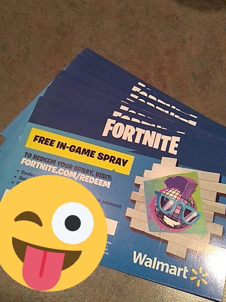 Free Fortnite Twitter Header Fortnite Free In Game Spray Code
