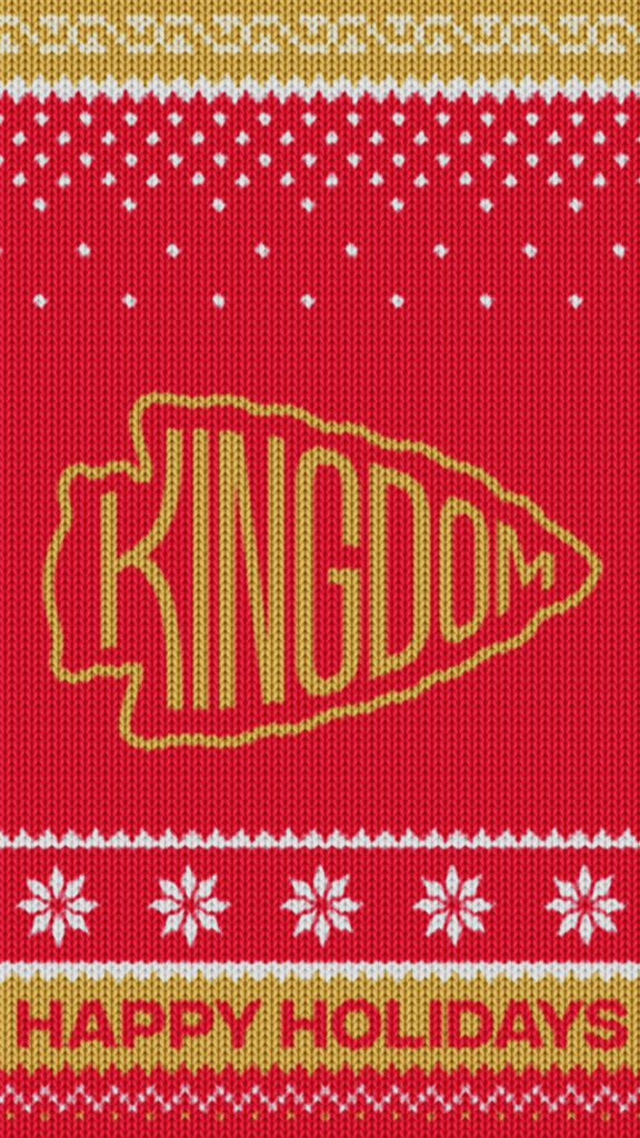 Kansas City Chiefs On Twitter Everyone Loves An Ugly Sweater Wallpaperwednesday