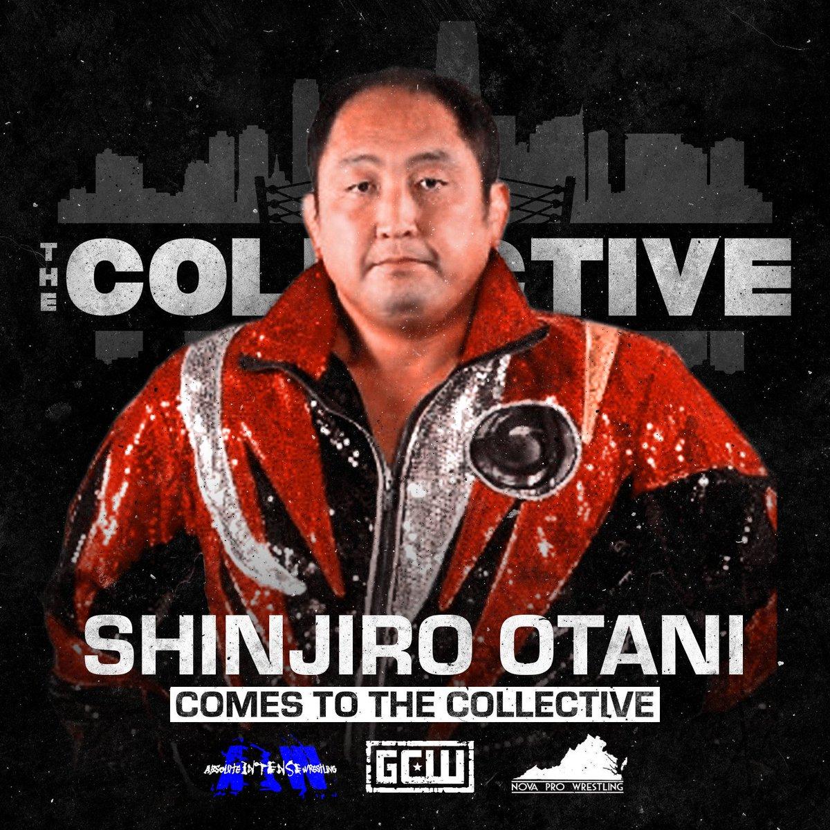 Risultati immagini per Shinjiro Otani GCW