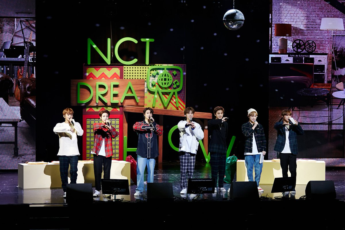 NCT DREAM's music variety show 'NCT DREAM SHOW #2' has closed its curtains on Dec.5, selling out all tickets of the five-day show! We thank everyone who was a part of the fun & touching moments!     #NCT_DREAM_SHOW#NCTDREAM#NCT#엔시티드림