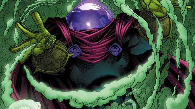 Jake Gyllenhaal officially confirms Mysterio role in Spider-Man: Far From Home Foto