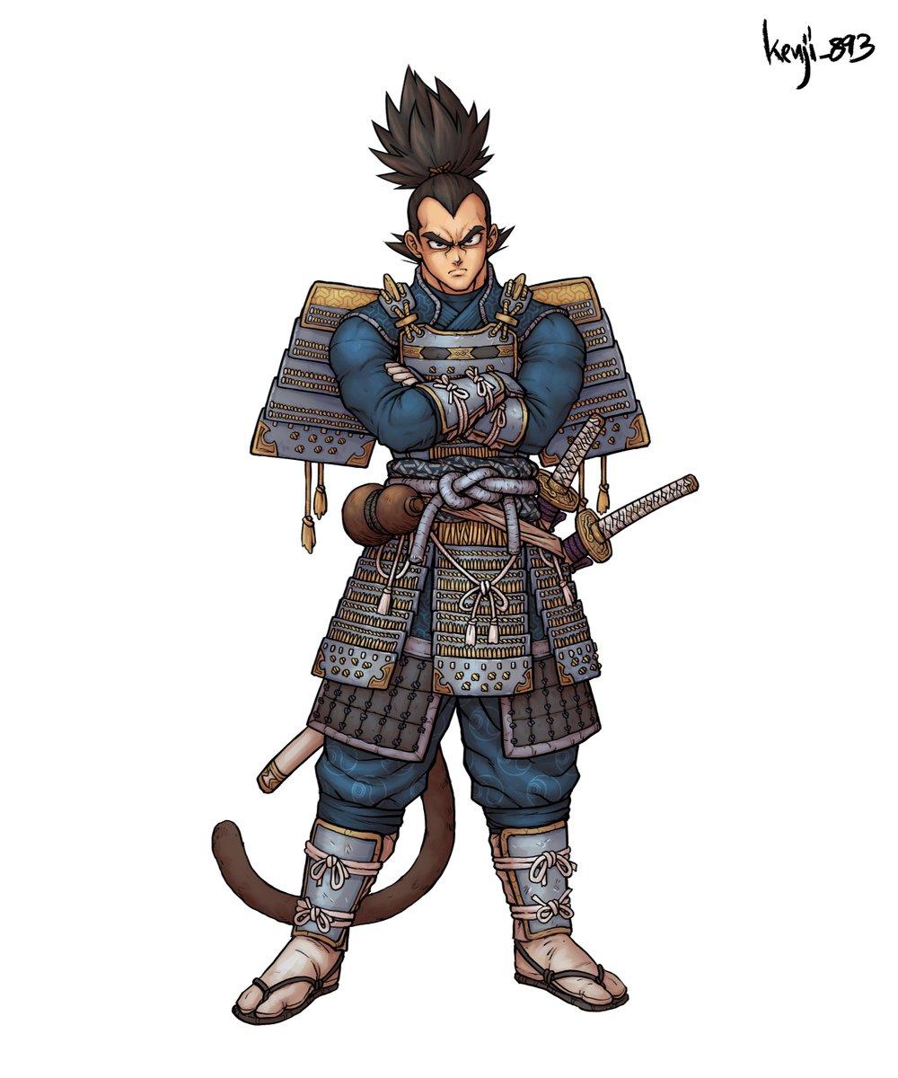 Kenji 893 On Twitter Samurai Vegeta Https T Co Tjoi7k2mku Art Drawing Character Design Vegeta Samurai Dragonballsuperbroly