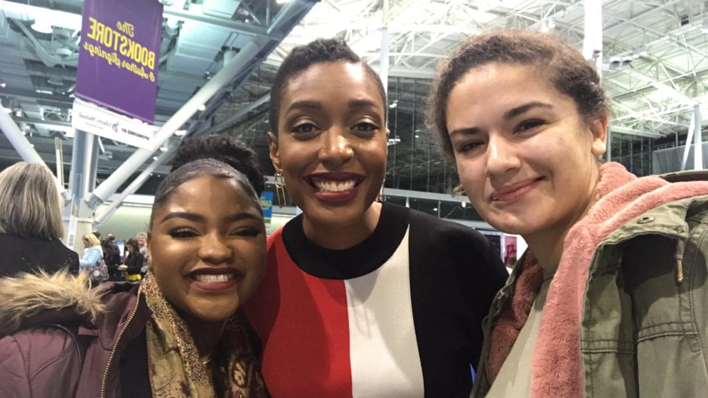 @chescaleigh It was great hearing you speak at the #MassWomen conference. You're such an inspiration to myself and others!! (Any internships available?? Always gotta try!) <br>http://pic.twitter.com/6bfUZ79bSn