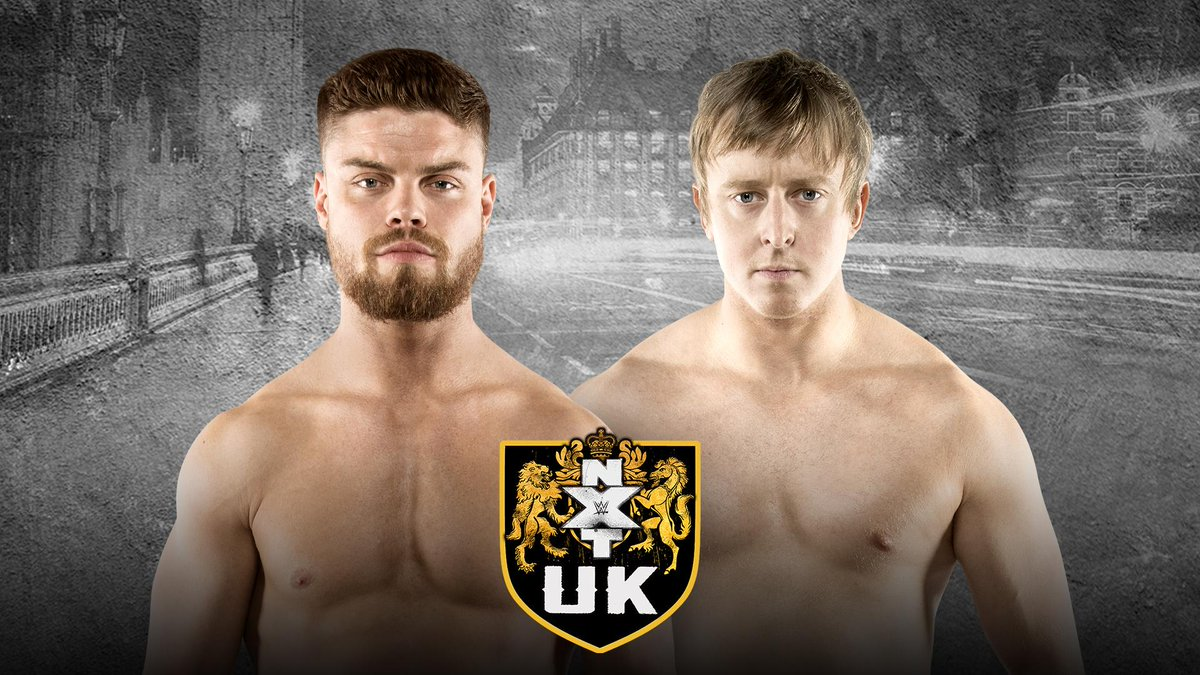 #NXTUK action is streaming your way RIGHT NOW only on the award-winning @WWENetwork! wwe.me/57D0E7