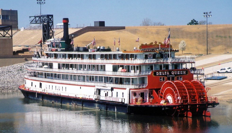 Delta Queen given new life to journey the Mississippi River https://t.co/6MxK8Pj4rt