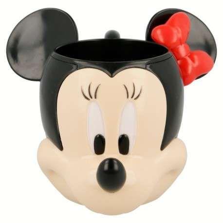 a15256f147eca Kubek dla dziewczynki 3D 260 ml Myszka Minnie 😍 Idealny na gorącą  czekoladę, kakao czy