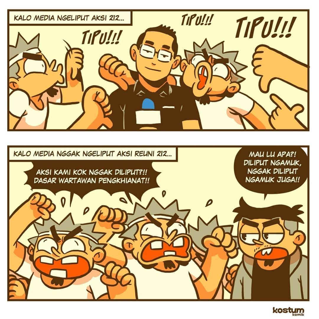 Ari3pras Jokowimarufamin On Twitter Diliput Kampret2nya