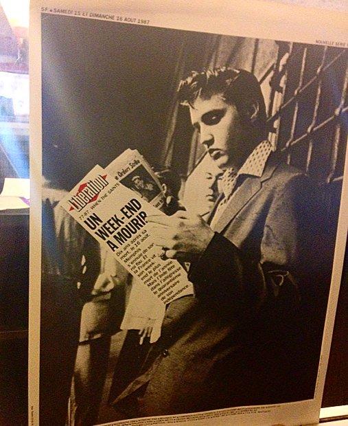 #jeudiphoto 📷perso Photo prise chez Libération dans les anciens bureaux, au 11 rue Béranger-Paris-3ième Photo