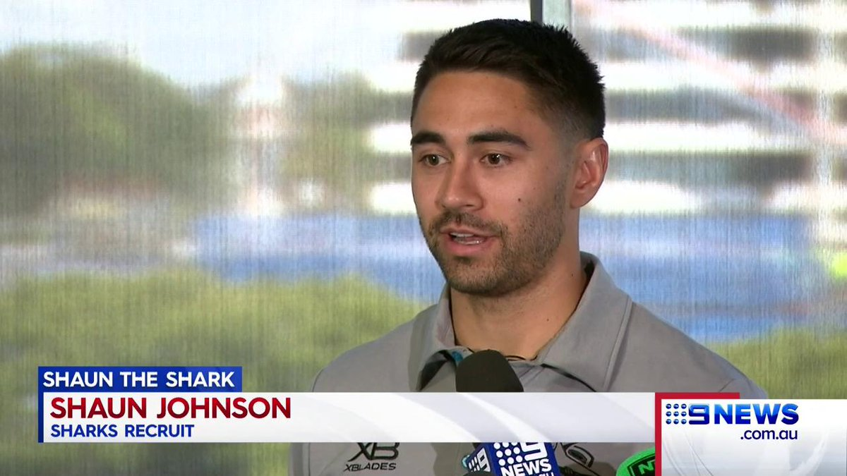He was labelled overpaid and underperforming by the Warriors, but at his best Shaun Johnson could be a game changer when he makes his debut for the Sharks next season. @Danny_Weidler #9News
